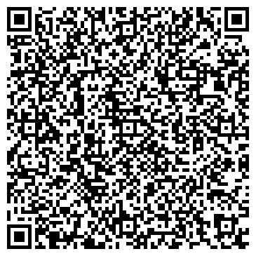 QR-код с контактной информацией организации ЧУП «ПрогрессЦентр»
