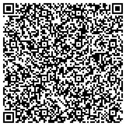 QR-код с контактной информацией организации ЗАО НПО «Аэрокосмоэкология Украины»