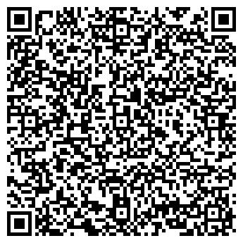 QR-код с контактной информацией организации Домен ООО ТД