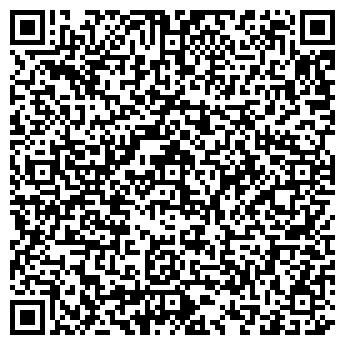 QR-код с контактной информацией организации АВРМЕТ, ЧТПУП