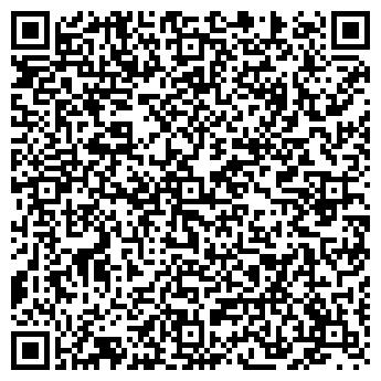 """QR-код с контактной информацией организации ЧП Попов """"Капелька"""""""