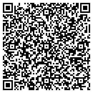 QR-код с контактной информацией организации БУДСВИТ