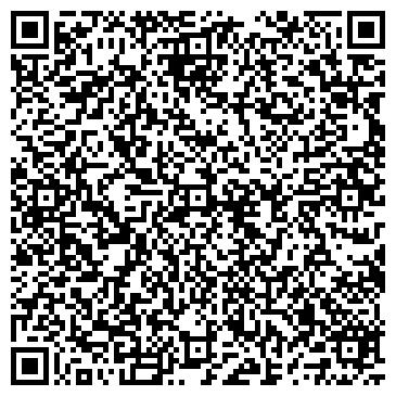 QR-код с контактной информацией организации Твоё тепло