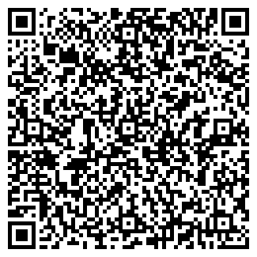 QR-код с контактной информацией организации АТЛАНТ