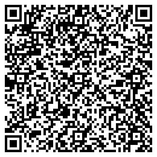 QR-код с контактной информацией организации Tupperware