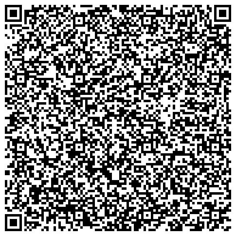 QR-код с контактной информацией организации Филиал «Центральный научно-исследовательский институт судовой электротехники и технологии» («ЦНИИ СЭТ») ФГУП «Крыловский государственный научный центр»