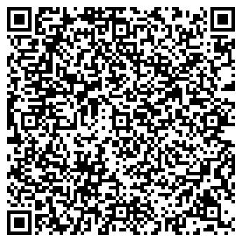 QR-код с контактной информацией организации Динстех, ЧП