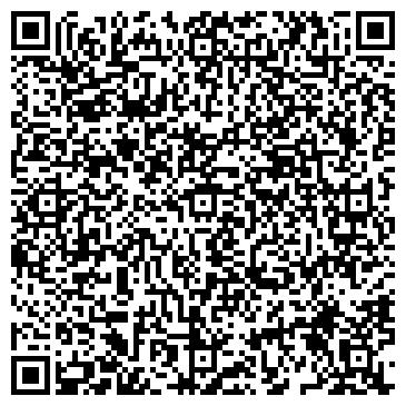 QR-код с контактной информацией организации Метабо Украина, ООО