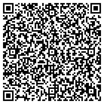 QR-код с контактной информацией организации ВТВ, ЧП