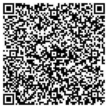 QR-код с контактной информацией организации НИКА, КОММЕРЧЕСКАЯ НПФ