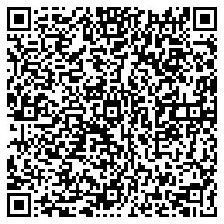 QR-код с контактной информацией организации НПФ ИНФОР