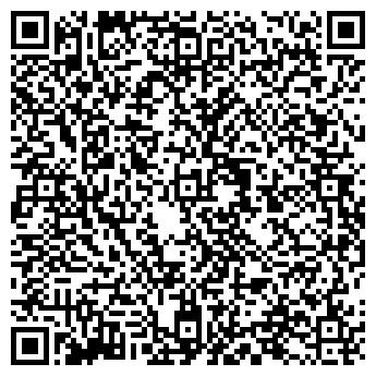 QR-код с контактной информацией организации Технолес, ЧП