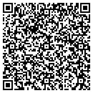 QR-код с контактной информацией организации Альянс