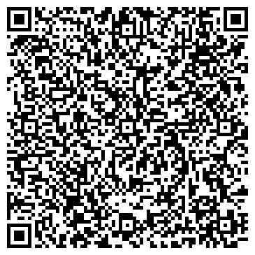 QR-код с контактной информацией организации ПромСнабКомплект (концерн), ЗАО