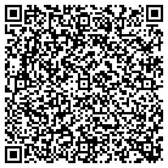 QR-код с контактной информацией организации Скат, ИП