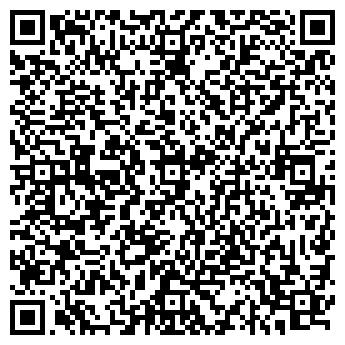 QR-код с контактной информацией организации АВС Витамин, ТОО