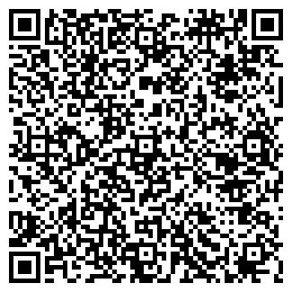 QR-код с контактной информацией организации ИП АЯКС