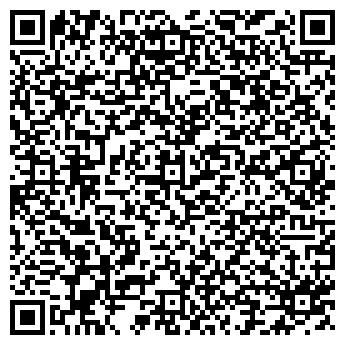 QR-код с контактной информацией организации Freemyshop