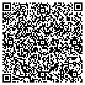 QR-код с контактной информацией организации ПирамидаТехно, ООО
