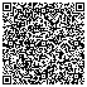 QR-код с контактной информацией организации НПП «Инпроект»
