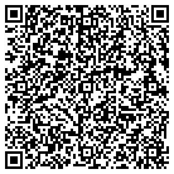 QR-код с контактной информацией организации ХРАМ ВЕЛИКОМУЧЕНИКА НИКИТЫ