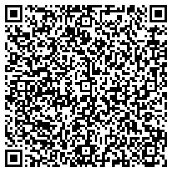 QR-код с контактной информацией организации Мипром, ООО