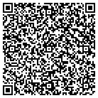 QR-код с контактной информацией организации Технокейс, ООО