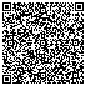 QR-код с контактной информацией организации Орион, ООО