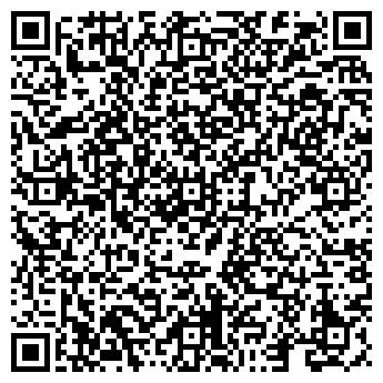 QR-код с контактной информацией организации ООО ФИНСТРОЙЭКС