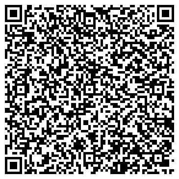 QR-код с контактной информацией организации Юнидад (Ceano Cosmetics™), ООО