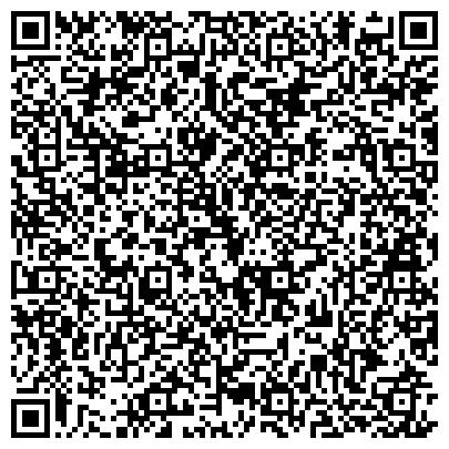 QR-код с контактной информацией организации «Павловопосадская платочная мануфактура», ОАО