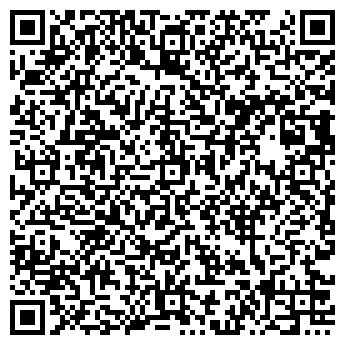 QR-код с контактной информацией организации Мустанг, ЧП