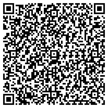 QR-код с контактной информацией организации Клетка, ООО