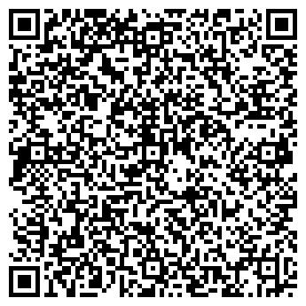 QR-код с контактной информацией организации ВК