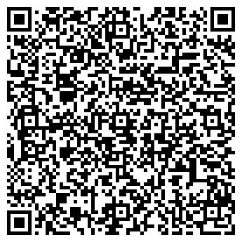 QR-код с контактной информацией организации Азия Трейд