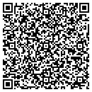 QR-код с контактной информацией организации ЮВИ-БУД