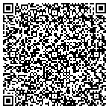 QR-код с контактной информацией организации Академия праздника