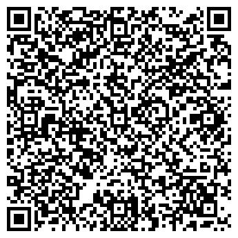 QR-код с контактной информацией организации Авистен, УП