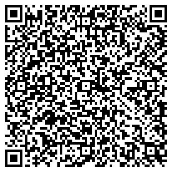 QR-код с контактной информацией организации Партнер и К, ЗАО