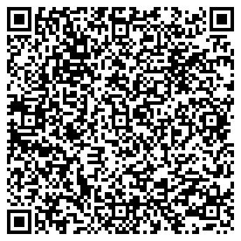 QR-код с контактной информацией организации Август, ЗАО