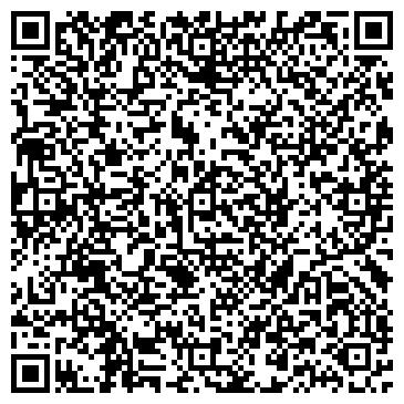 QR-код с контактной информацией организации Франдеса, ООО