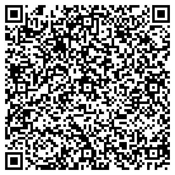 QR-код с контактной информацией организации АльфАгро, ООО