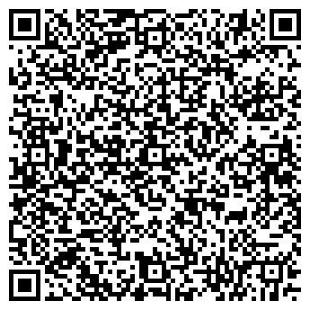 QR-код с контактной информацией организации Субъект предпринимательской деятельности СПДФЛ Ключко