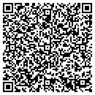 QR-код с контактной информацией организации Аллат, ООО