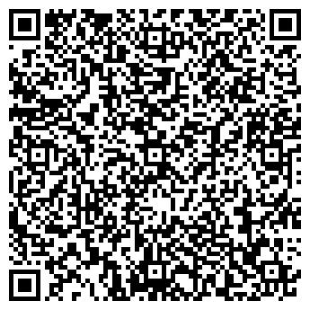 QR-код с контактной информацией организации АТР-ХОЛДИНГ, ООО