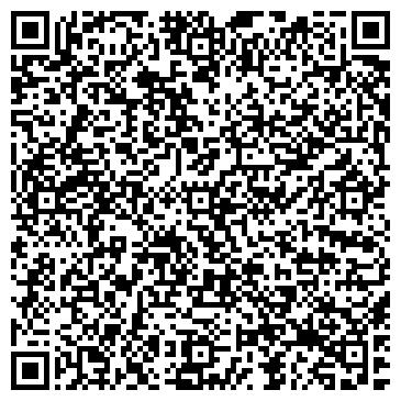 QR-код с контактной информацией организации Квитневе, ФХ