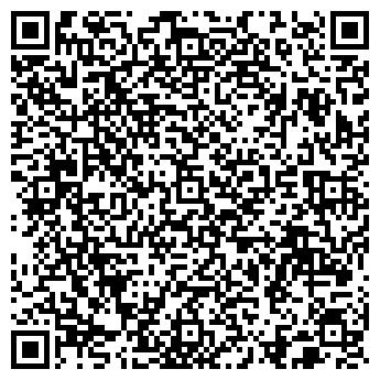 QR-код с контактной информацией организации GreenClub, компания