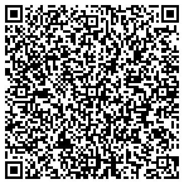 QR-код с контактной информацией организации Живые цветы, ЧП