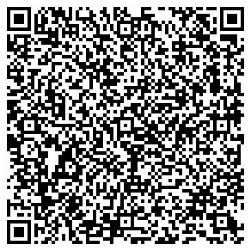 QR-код с контактной информацией организации ПродТоргСервис, ДП