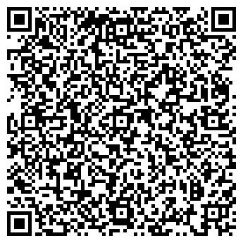 QR-код с контактной информацией организации БЛИЦ ДОМ ШТОР